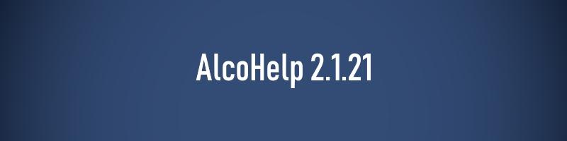 AlcoHelp 2.1.21